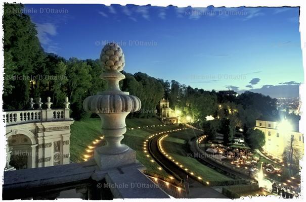 Michele d 39 ottavio photogallery piemonte residenze reali for Palazzo villa torino